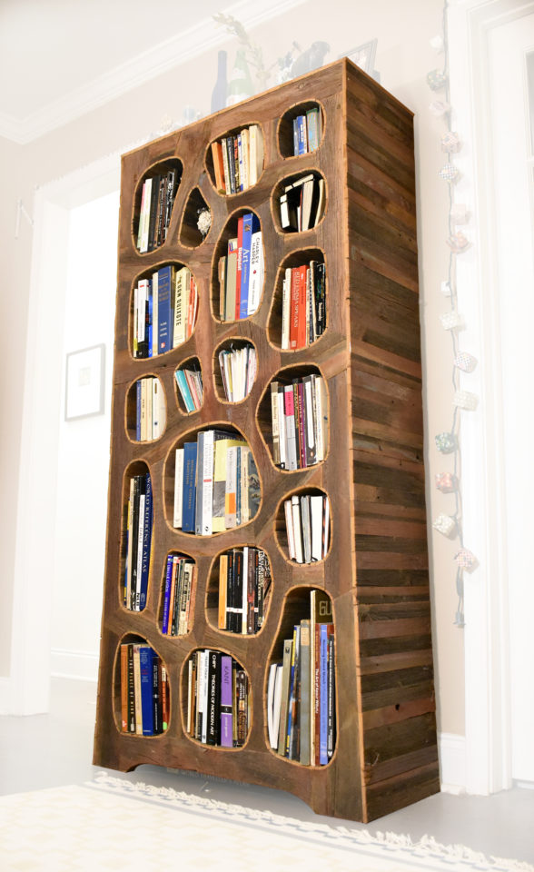 Recycledelic Bookshelf